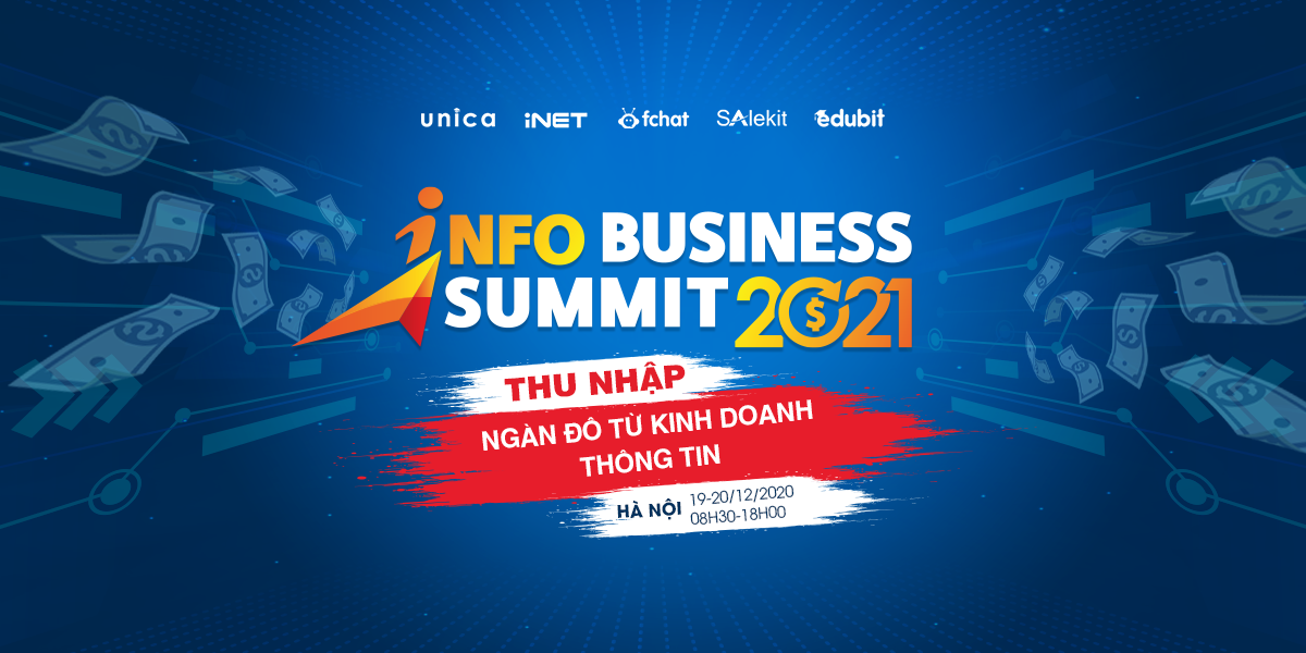 INFO BUSINESS SUMMIT 2021