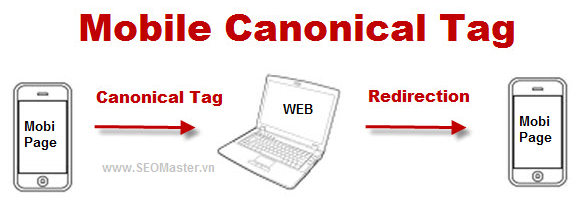 Mobile Canonical Tag