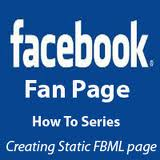 facebook static FBML Should I put my company on Facebook?