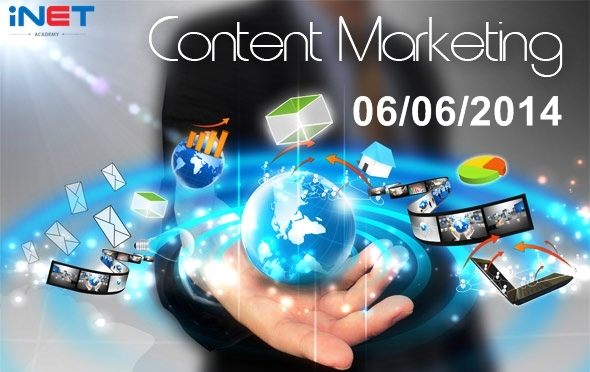 SEMINAR CONTENT MARKETING 06/06/2014